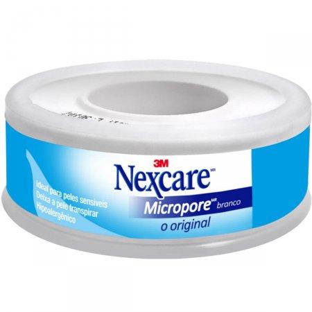 Esparadrapo Nexcare Micropore Regular 12mm x 4,5m