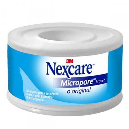 Esparadrapo Nexcare Micropore Regular 25mm x 4,5m