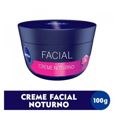 Nivea Noturno Creme Facial Hidratante com 100g   Foto 2