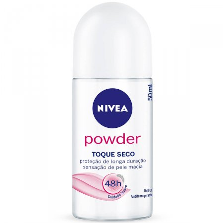 Desodorante Roll-On Nivea Powder Comfort 50mL