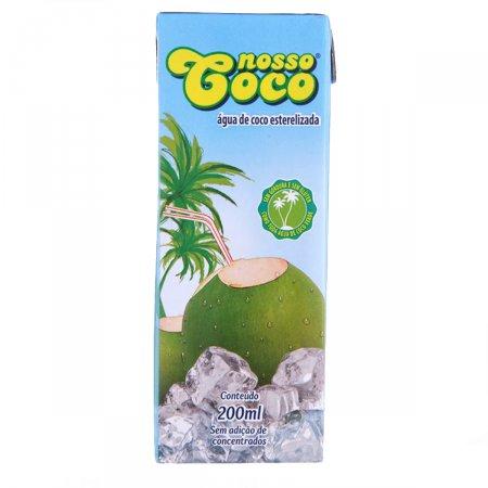 Água De Coco Natural Orgânico