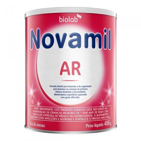 Fórmula Infantil Novamil AR