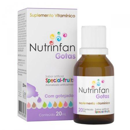 Nutrinfan Sabor Special Fruits