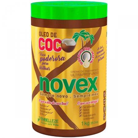 Creme de Tratamento Novex Óleo de Coco