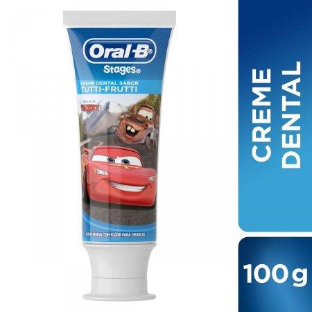 Creme Dental Infantil Oral B Pro-Saúde Stages