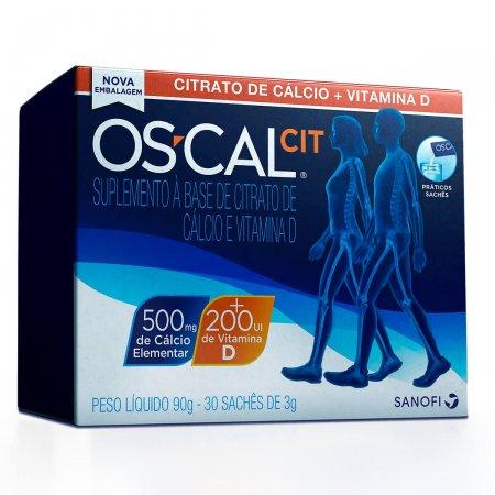 Os-Cal Cit 500mg + 200UI