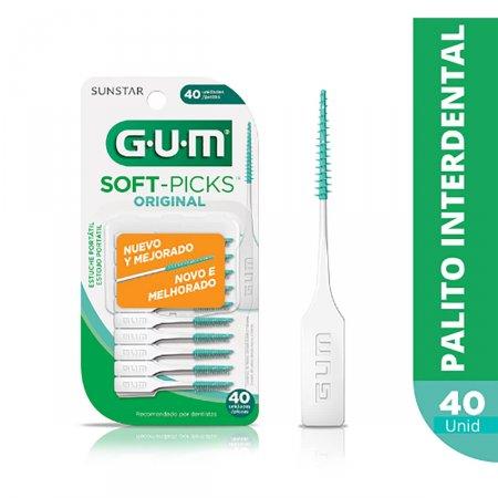 Palito Interdental G.U.M Soft Picks Original