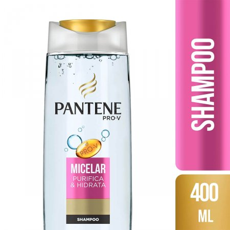 Shampoo Pantene Micelar Purifica & Hidrata