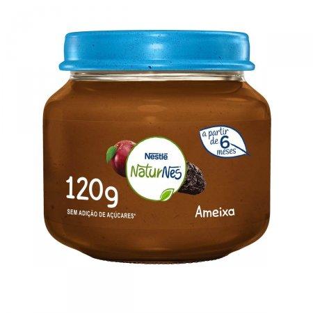 Papinha Nestlé Naturnes Sabor Ameixa com 120g