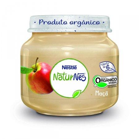 Papinha Orgânica Nestlé Naturnes Maçã
