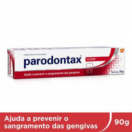 Pasta de Dente Parodontax Com Flúor com 90g
