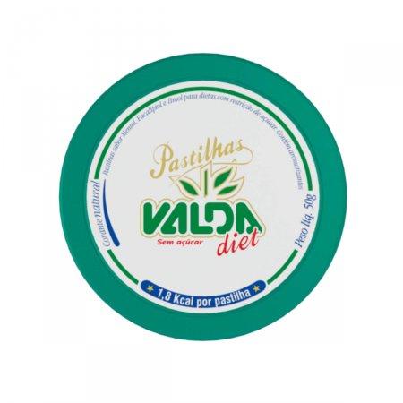 Valda Pastilha Diet