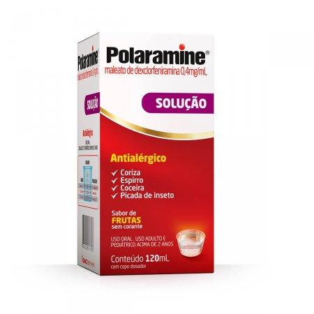 Polaramine 0,4mg/ml