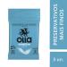 Olla Sensitive 3 unidades Preservativo | Onofre.com Foto 2