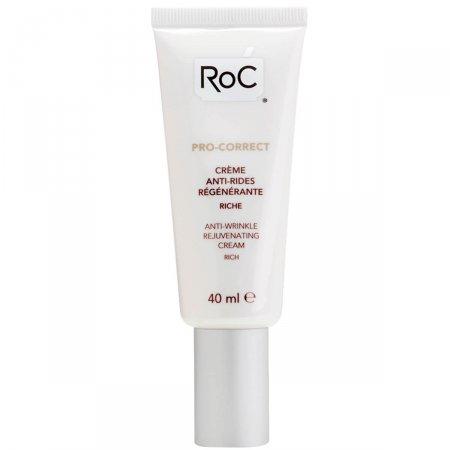 Creme Hidratante Antirrugas Rejuvenescedor ROC Pro-Correct 40ml