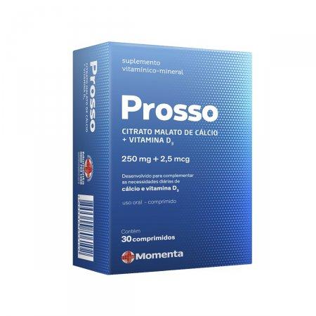 Suplemento Vitamínico-Mineral Prosso com 30 comprimidos