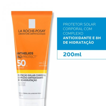 Protetor Solar Corporal Anthelios XL Protect FPS 50 com 200ml