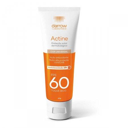 Protetor Solar Facial Actine Cor Universal FPS60 40g |