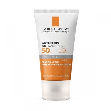 Protetor Solar La Roche-Posay Anthelios AE-Pigmentation FPS 50 Anti-idade Facial com 40g