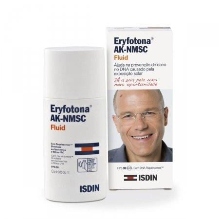 Protetor Solar Isdin Eryfotona AK-NMSC FPS 99 com 50ml
