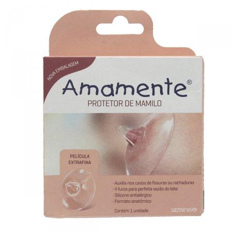 Protetor de Mamilo Amamente (Intermediário de Silicone)