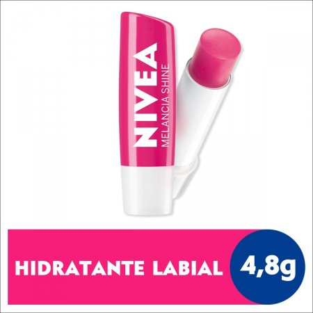 Lip Care Nivea Melancia 4,8g