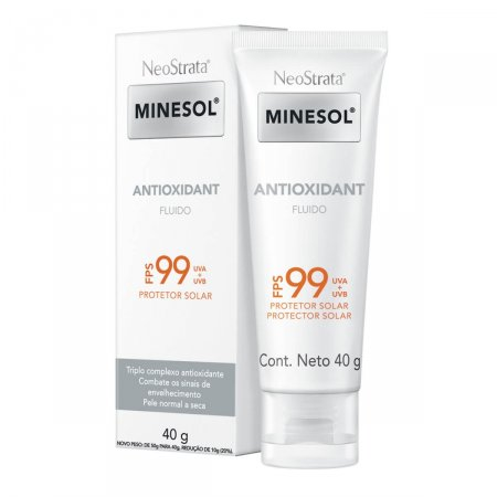 Protetor Solar Facial Neostrata Minesol Antioxidante FPS99