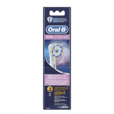 Refil para Escova Elétrica Oral-B Sensi Ultrafino