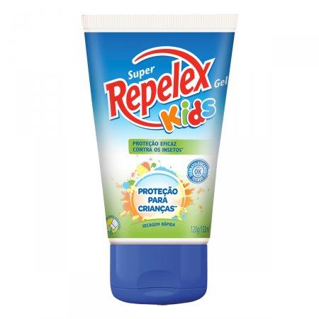 Repelente Infantil em Gel Super Repelex Kids com 133ml