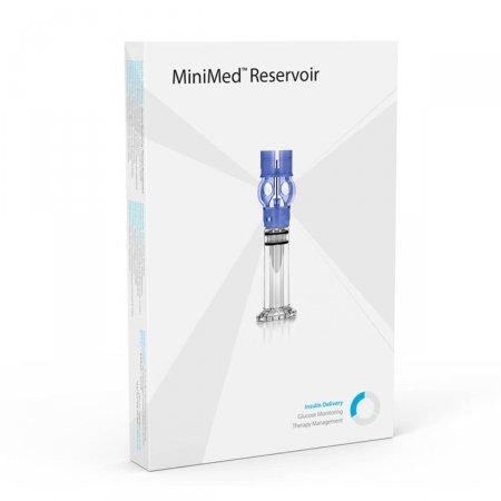 Reservatório Bomba de Insulina Medtronic 3.0ml Caixa com 10 Unidades MMT-332A