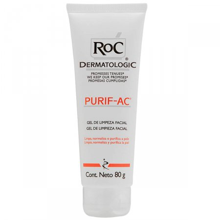 Gel de Limpeza Facial Roc Purif-AC