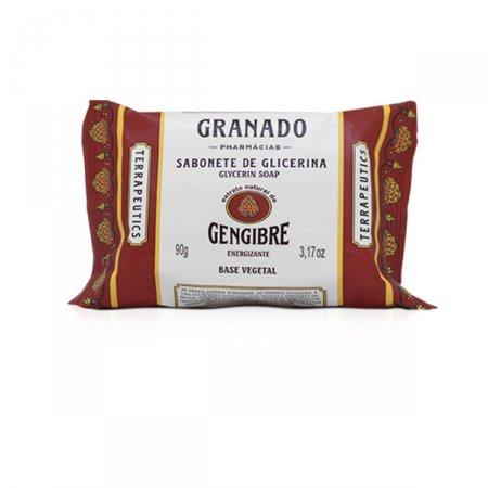 Sabonete em Barra Granado Terrapeutics Gengibre 90g
