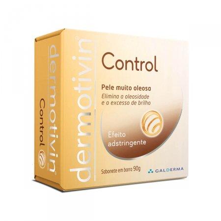 Sabonete Dermotivin Control 90g