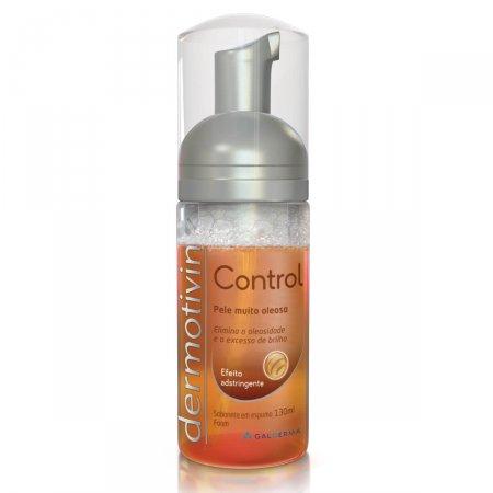 Sabonete Dermotivin Control Foam Liquido 130ml