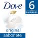 Kit Sabonete em Barra Dove Original 6 Unidades de 90g Cada | Onofre.com Foto 2