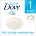 Sabonete em Barra Hidratação Enriquecida Baby Dove 75g | Onofre.com Foto 2