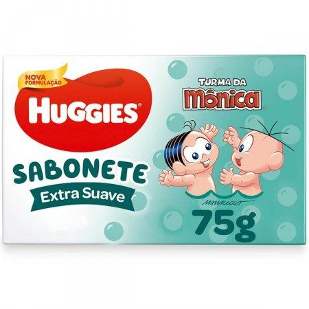 Sabonete em Barra Infantil Huggies Extra Suave