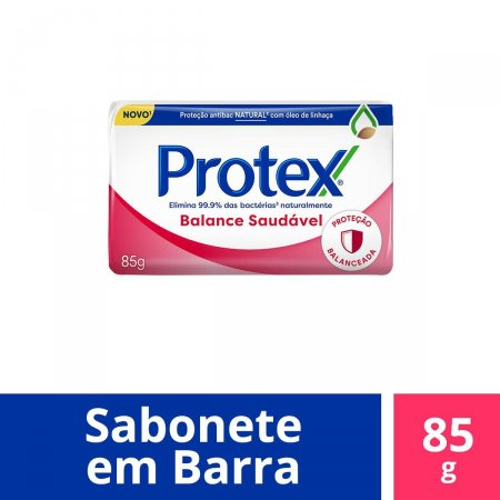 Sabonete em Barra Protex Balance Saudável