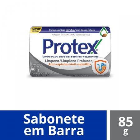 Sabonete em Barra Protex Limpeza Profunda Anti-Espinhas