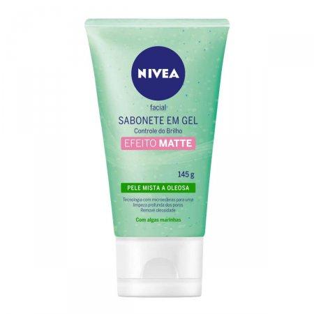 Sabonete em Gel Facial Nivea Controle de Brilho 150ml