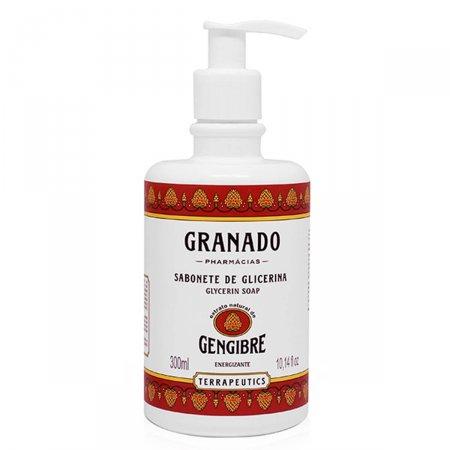 Sabonete Líquido Granado Terrapeutics Gengibre 300ml