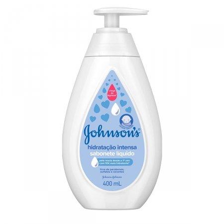 Sabonete Líquido Johnson's Hidratação Intensa