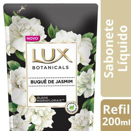 Sabonete Líquido Lux Botanicals Buquê de Jasmim Refil