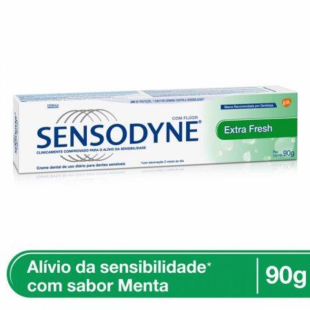 Creme Dental Sensodyne Extra Fresh 90g