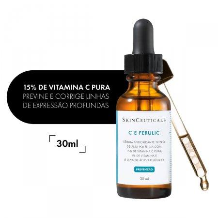 Sérum Anti-Idade SkinCeuticals C e Ferulic com 30ml