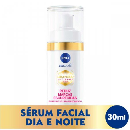 Sérum Antispot Nivea Cellular Luminous 630 com 30ml |  Foto 1