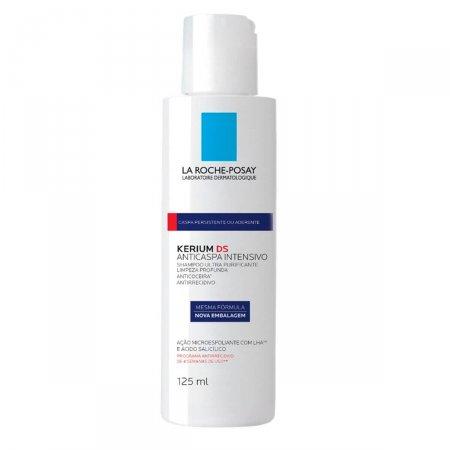 Shampoo Anticaspa La Roche-Posay Intensivo Kerium DS com 125ml