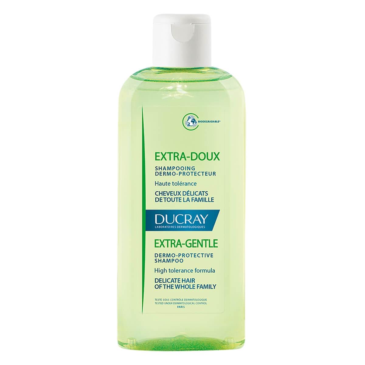 Shampoo Ducray Extra-Doux Dermoprotetor com 200ml 200ml