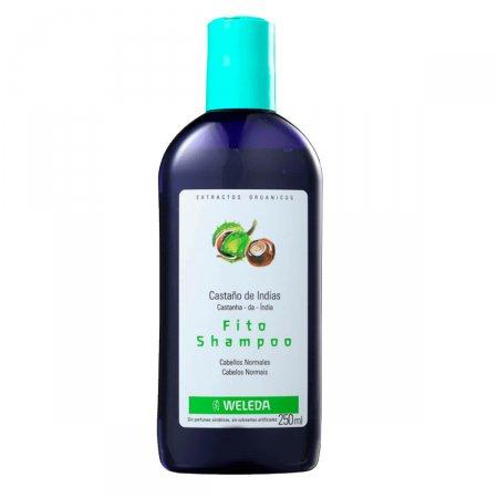 Shampoo Weleda Castanha da Índia