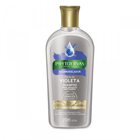 Shampoo Phytoervas Complex Desamarelador 250ml